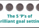 The 5 'P's of brilliant goal setting