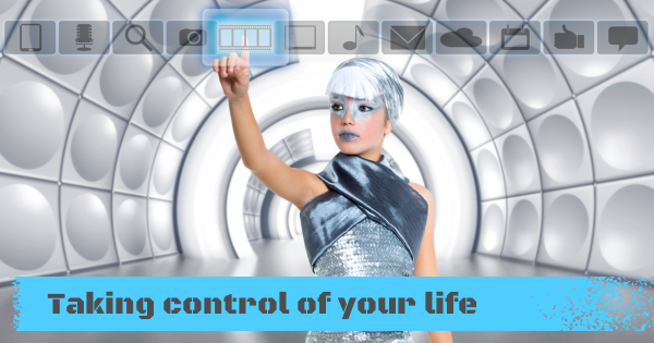 Whose in control of your life