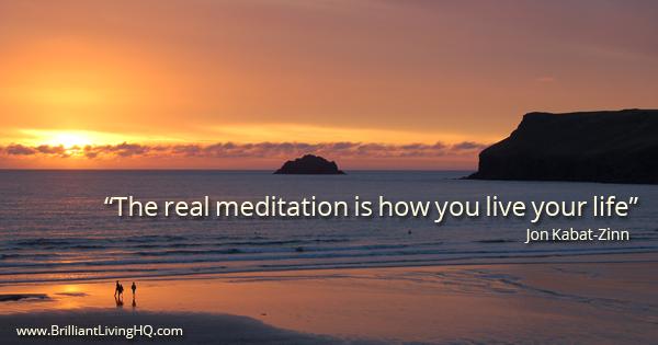The real meditation - Jon Kabat-Zinn