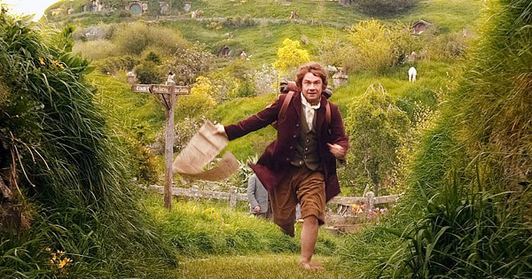 Peter Jackson's 'The Hobbit' with Martin Freeman