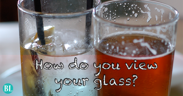 How do you view your glass?
