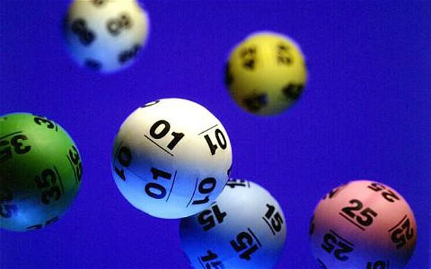 Euro Lottery Balls