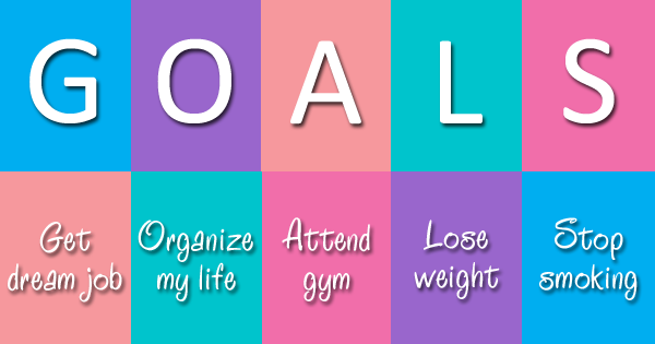 Your goals need our goal setting template - Brilliant Living HQ