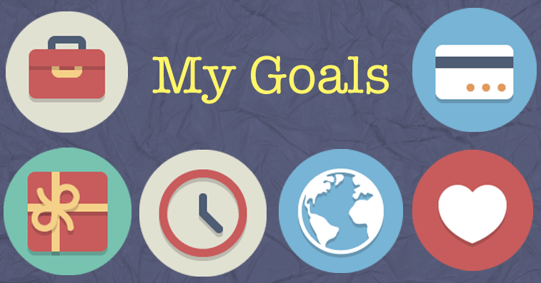 goals personal define simple steps improve maybe something change want