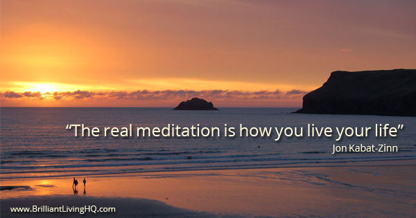 The real meditation - Jon Kabat-Zinn