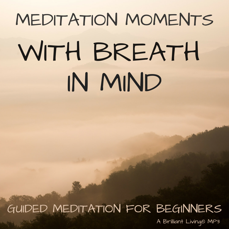 With Breath in Mind: Guided Meditation for Beginners