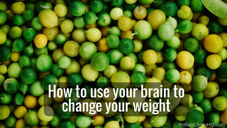 How to use your brain to change your weight